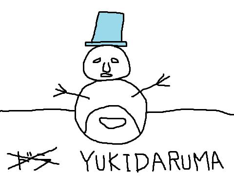 yukidaruma-kyouso