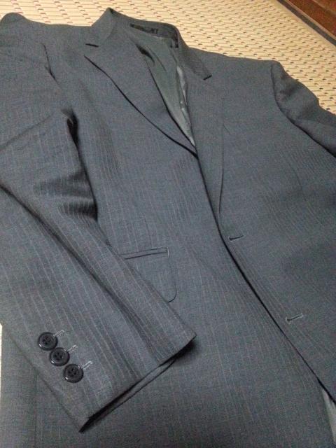 スーツの上着(冬物)